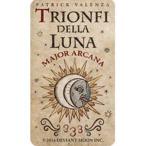 333 Tarot Trionfi Della Luna (Classic Edition)