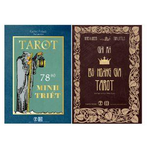 Combo Sách Tarot 78 Độ Minh Triết + Giải Mã Bộ Hoàng Gia Tarot