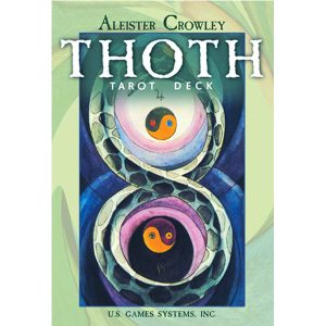 Aleister Crowley Thoth Tarot - Large Edition