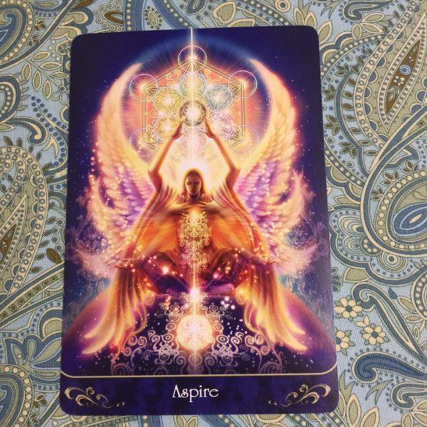 Angel Prism Oracle Cards