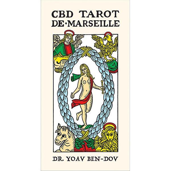 CBD Tarot De Marseille