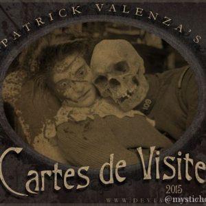 Cartes De Visite Cards