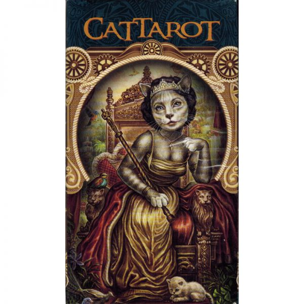 CatTarot (Cat Tarot)