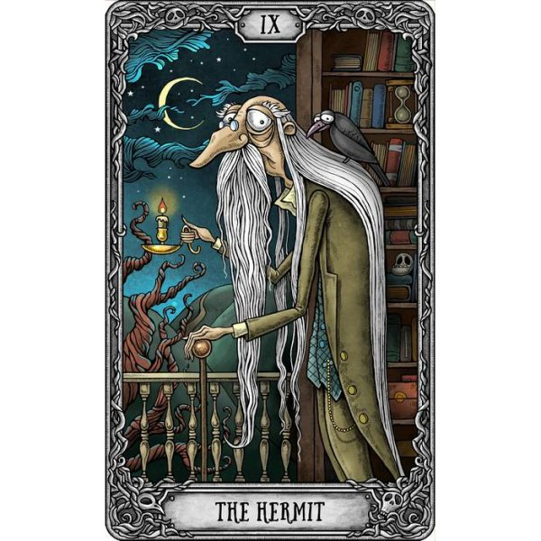 Dark Mansion Tarot