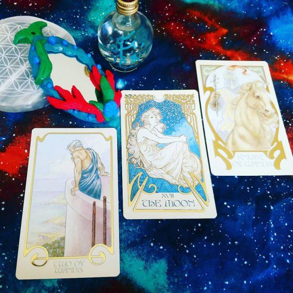 Ethereal Visions - Illuminated Tarot