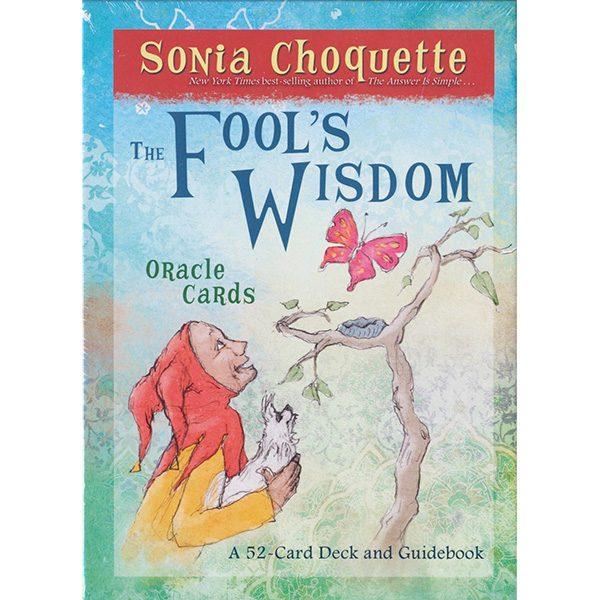 Fool Wisdom Oracle