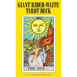 Rider-Waite Tarot - Giant Edition