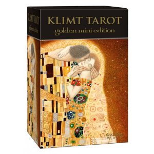 Golden Tarot of Klimt - Pocket Edition