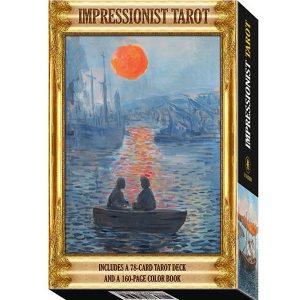 Impressionist Tarot - Bookset Edition