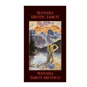 Manara: Erotic Tarot - Pocket Edition