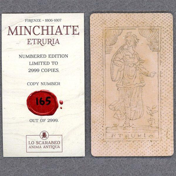 Minchiate Etruria (Limited Edition)