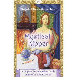Mystical Kipper Fortune Telling Cards