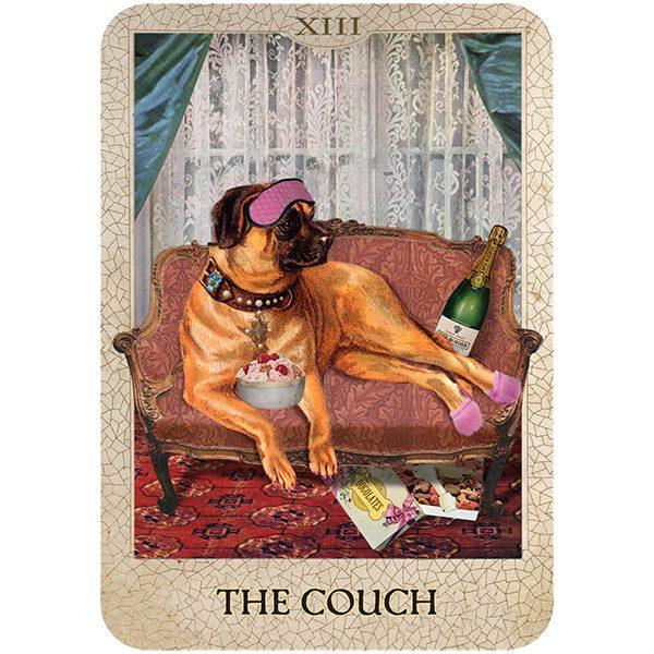 Original Dog Tarot