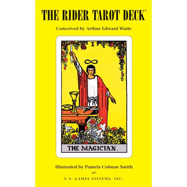 Rider-Waite Tarot – Premier Edition