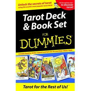 Tarot Deck and Book Set for Dummies