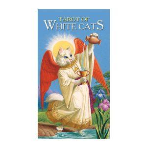 Tarot of White Cats - Pocket Edition