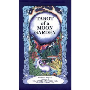 Tarot of a Moon Garden