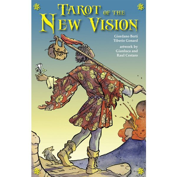 Tarot of the New Vision - Bookset Edition