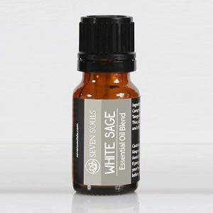 Tinh Dầu Xô Thơm Trắng (White Sage Essential Oil)
