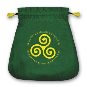 Túi Tarot Celtic Triskel