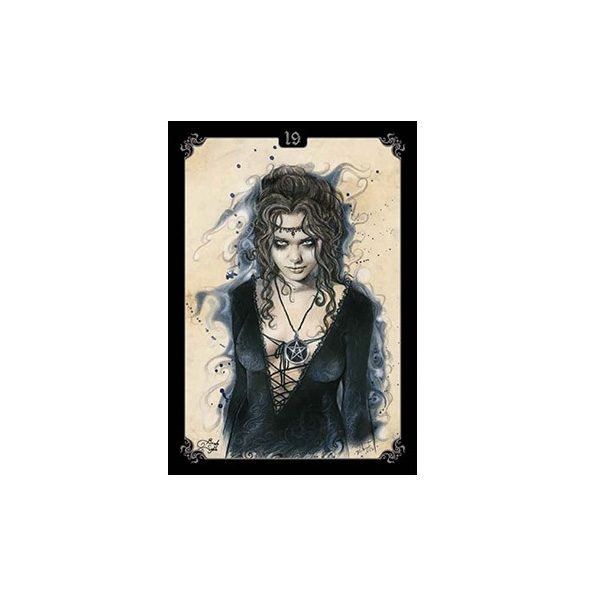 Victoria Frances Gothic Oracle Cards
