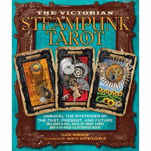 Victorian Steampunk Tarot