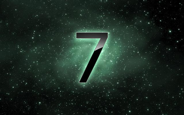 Thần Số Học Số 7 1