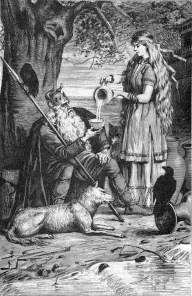 Thần Thoại Bắc Âu - Sága 7