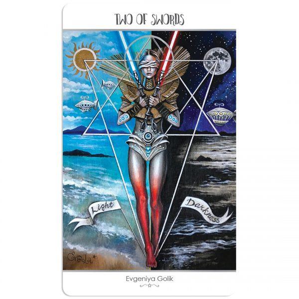 78 Tarot Astral - Tarot in Space