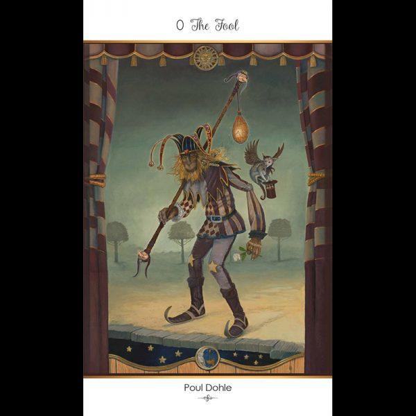 78 Tarot Carnival: Cirque du Tarot