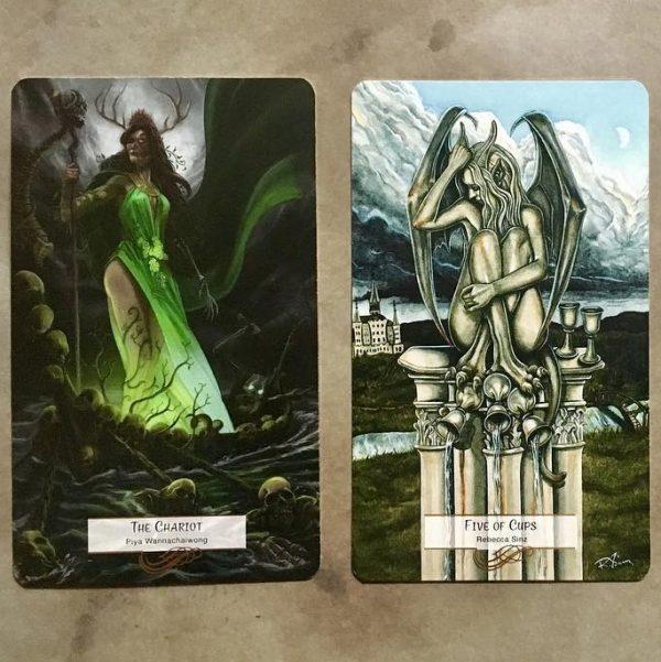 78 Tarot Mythical
