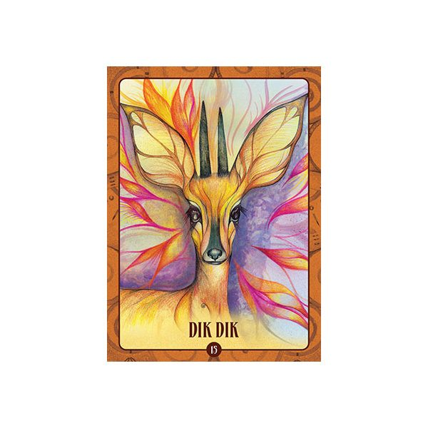 Ancient Animal Wisdom Oracle