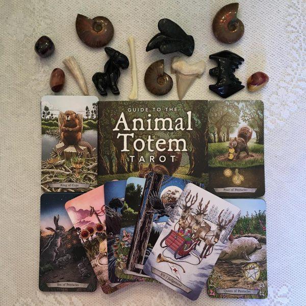 Animal Totem Tarot