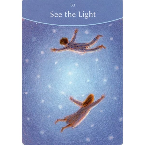 Answer is Simple Oracle Cards