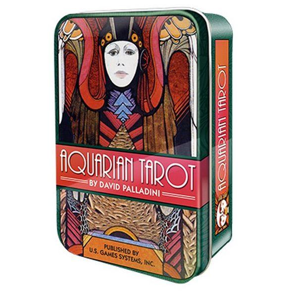 Aquarian Tarot - Tin Edition