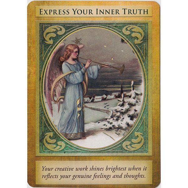 Archangel Gabriel Oracle Tarot Cards
