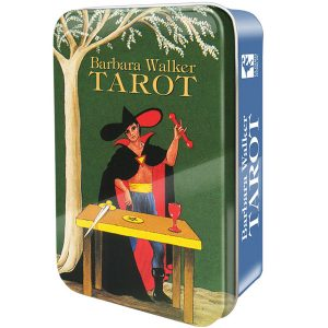 Barbara Walker Tarot - Tin Edition
