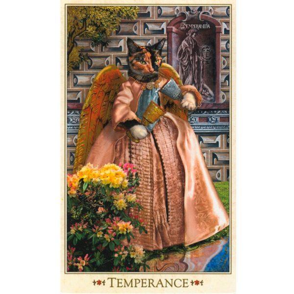 Baroque Bohemian Cats' Tarot
