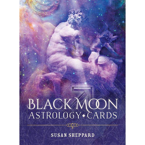 Black Moon Astrology Cards