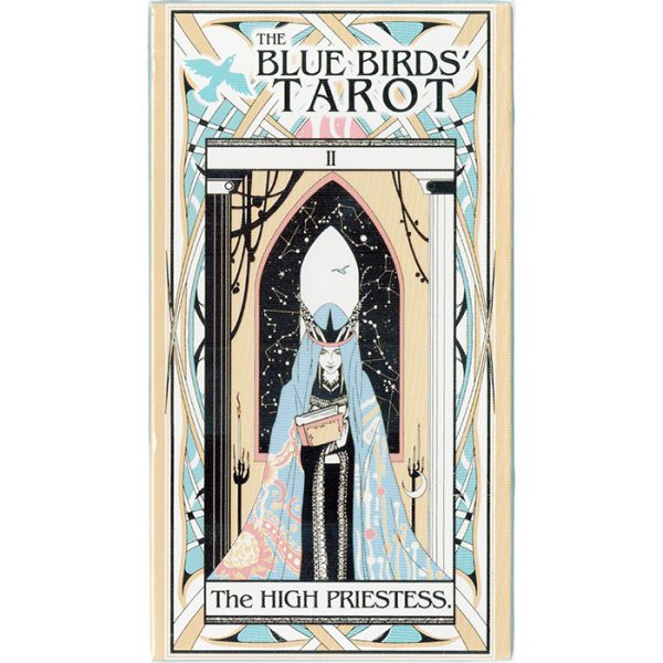 Blue Birds Tarot