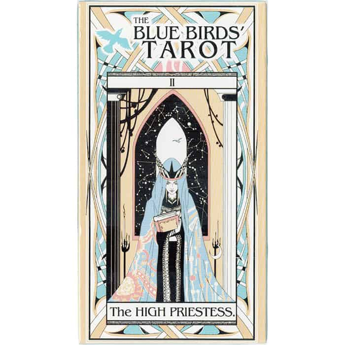 Blue Birds Tarot
