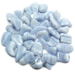 Đá Blue Lace Agate