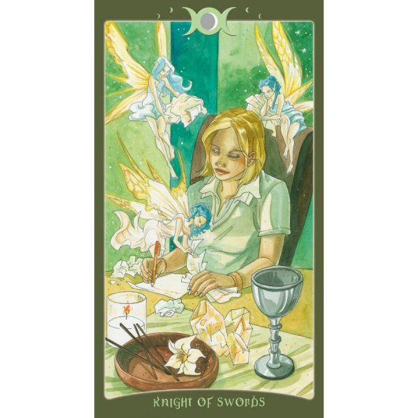 Book of Shadows Tarot - So Below