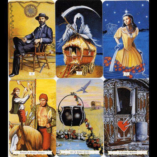 Buckland Romani Tarot