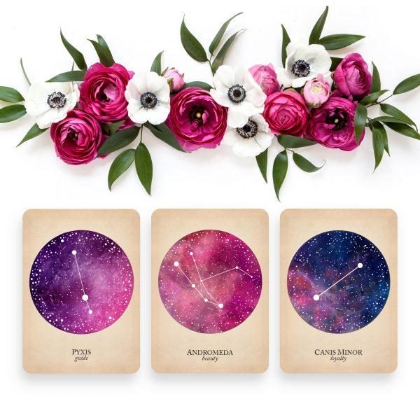 Compendium of Constellations Oracle
