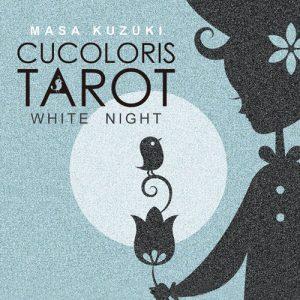 Cucoloris Tarot White Night (Limited)