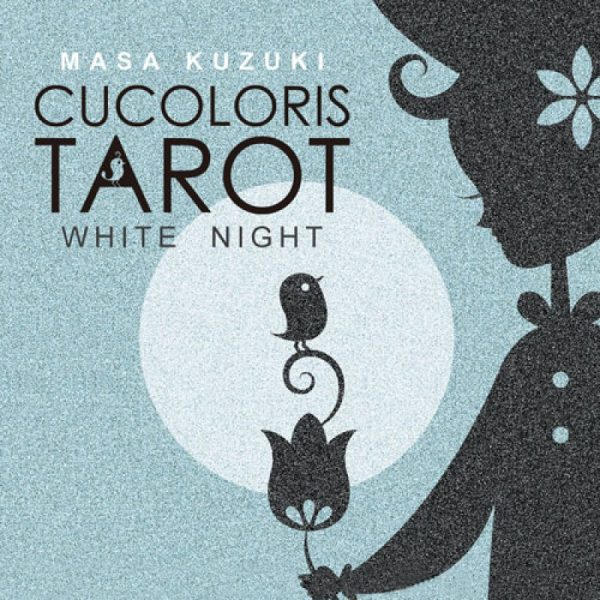 Cucoloris Tarot White Night (Limited)