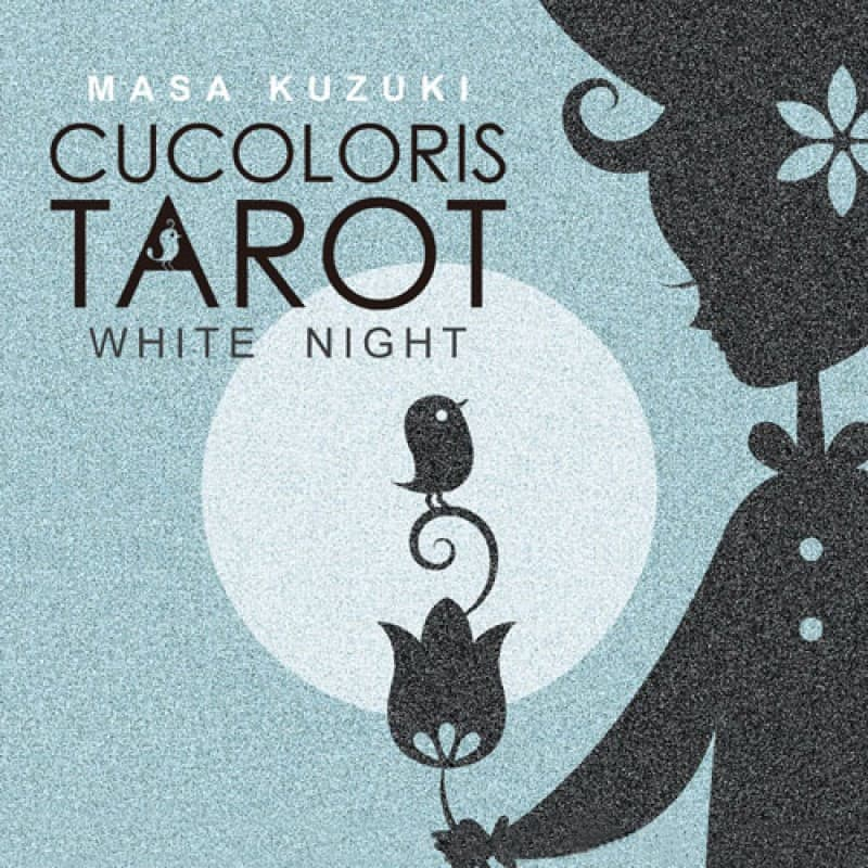 Cucoloris Tarot White Night Limited