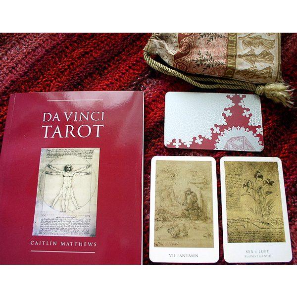 DaVinci Enigma Tarot