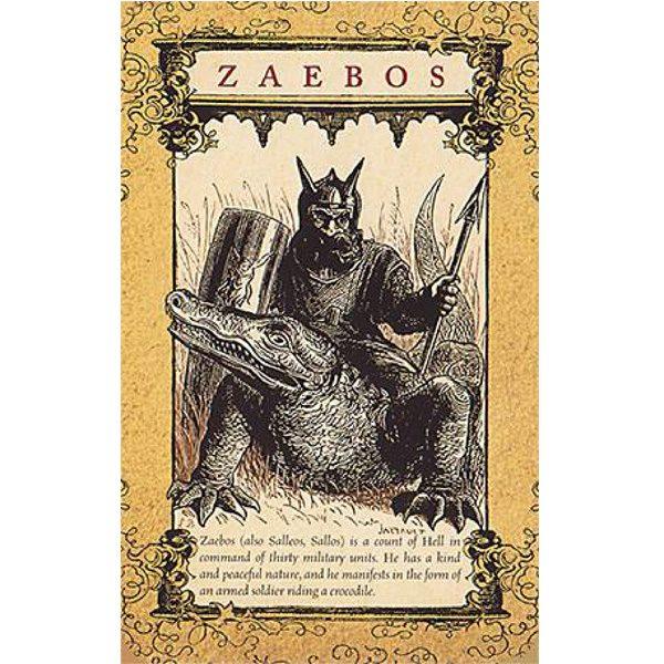 Daemon Tarot